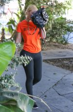 IGGY AZALEA Out and About in Los Angeles 10/02/2017