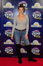 IMOGEN THOMAS at My Little Pony The Movie Premiere in London 10/15/2017