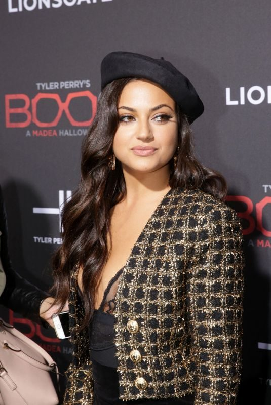 INANNA SARKIS at Boo 2! A Madea Halloween Premiere in Los Angeles 10/16/2017