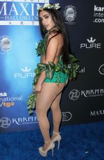 INAS X at 2017 Maxim Halloween Party in Los Angeles 10/21/2017