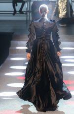 IRINA SHAYK at Phillip Plein Fashion Show at New York Fashion Week 09/09/2017