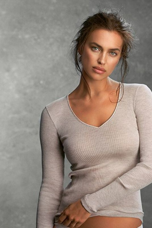 IRINA SHAYK for Intimissimi 2017 Collection