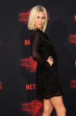 ISABEL MAY at Stranger Things Season 2 Premiere in Los Angeles 10/26/2017