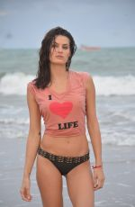 ISABELI FONTANA in Bikini at Maragogi Beach 10/22/2017