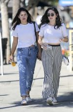 ISABELLE FUHRMAN Out and About in Los Angeles 10/27/2017