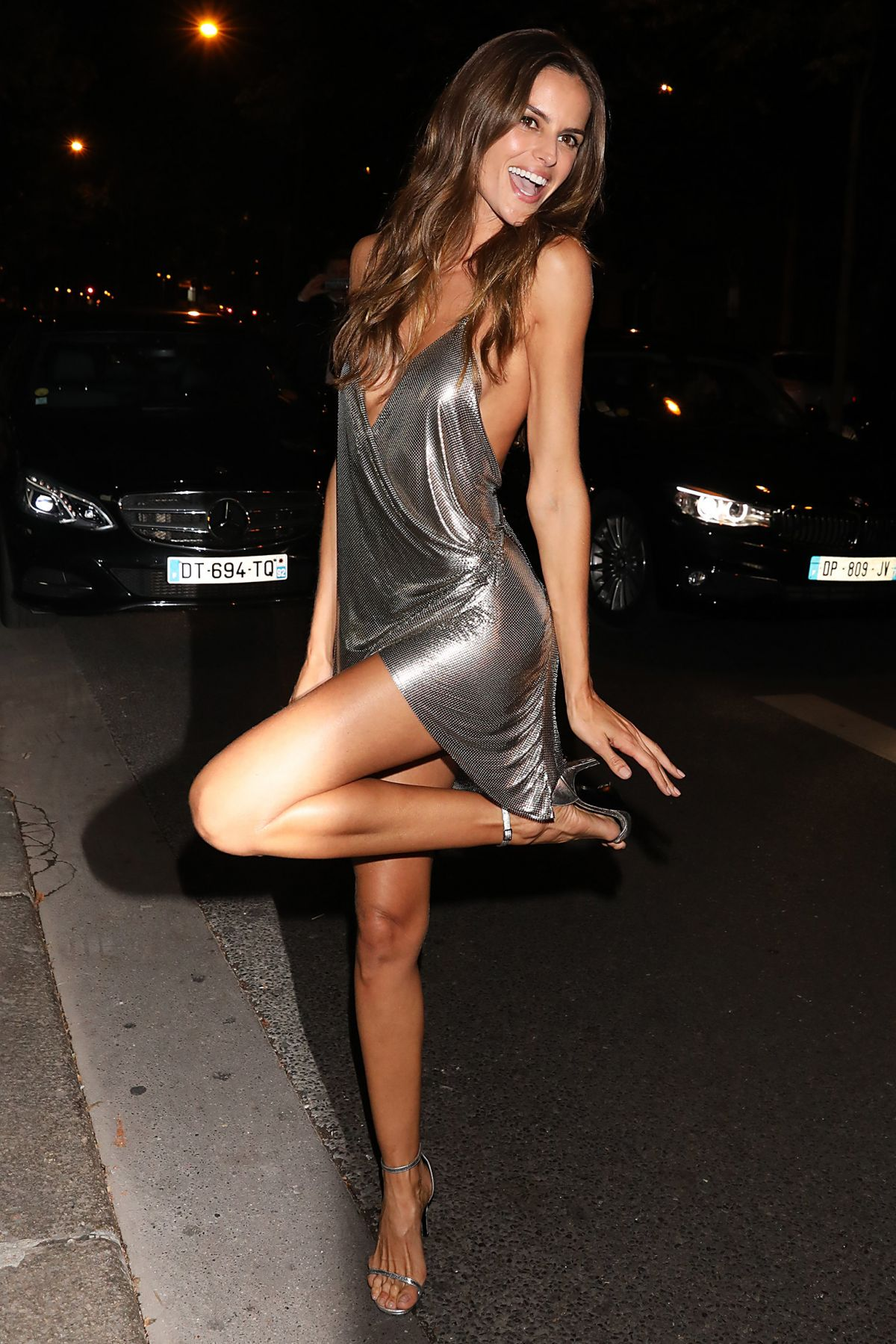 Izabel Goulart Sexy at the CR Fashion Book Launch Party (7