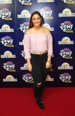 JACQUELINE JOSSA at My Little Pony The Movie Premiere in London 10/15/2017