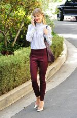 JAIME KING Out and About in Beverly Hills 10/02/2017