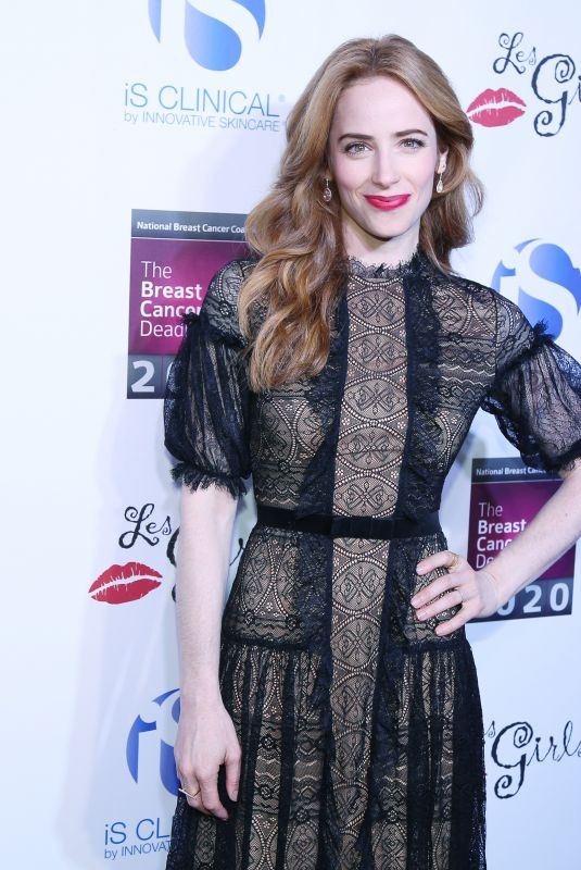 JAIME RAY NEWMAN at 17th Annual Les Girls Cabaret in Los Angeles 10/15/2017