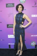 JAIMIE ALEXANDER at 10th Annual Action Icon Awards in Universal City 10/22/2017