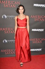 JAMIE BERNADETTE at American Satan Premiere in Los Angleles 12/12/2017
