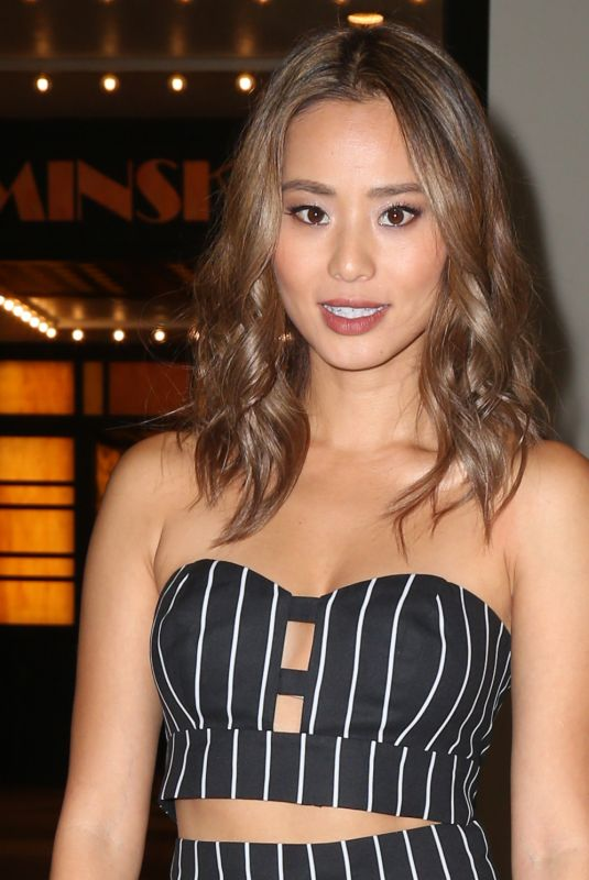 JAMIE CHUNG at Total Request Live in New York 10/09/2017