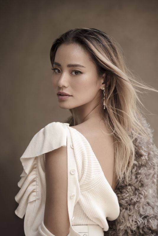 JAMIE CHUNG for Haute Living, September 2017