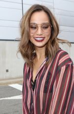 JAMIE CHUNG Out at New York Comic-con 10/08/2017