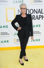 JAMIE LEE CURTIS at Jane Premiere in Hollywood 10/09/2017