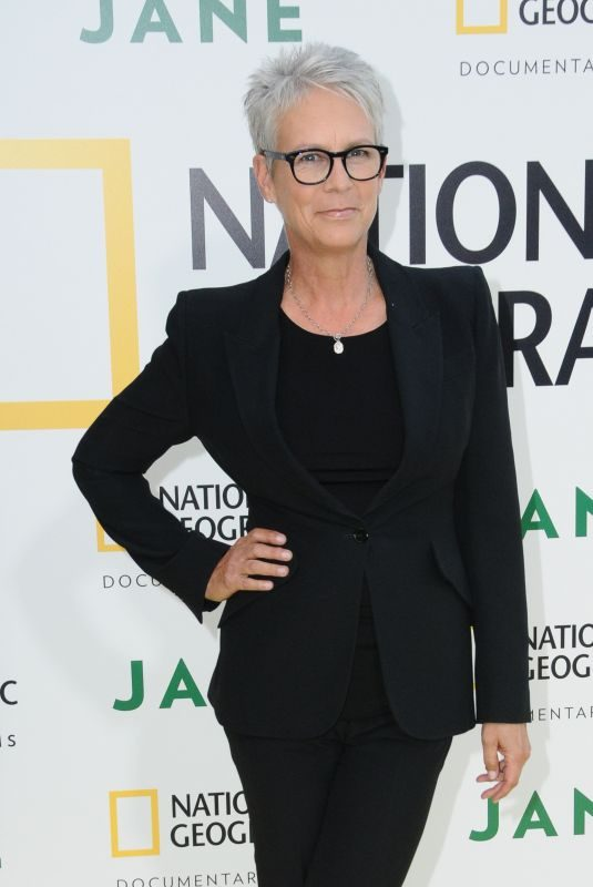 JAMIE LEE CURTIS at Jane Premiere in Hollywood 10/09/2017