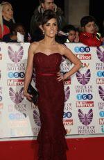 JANETTE MANRARA at Pride of Britain Awards 2017 in London 10/30/2017