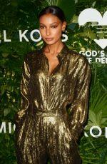 JASMINE TOOKES at God's Love We Deliver, Golden Heart Awards in New York 10/16/2017