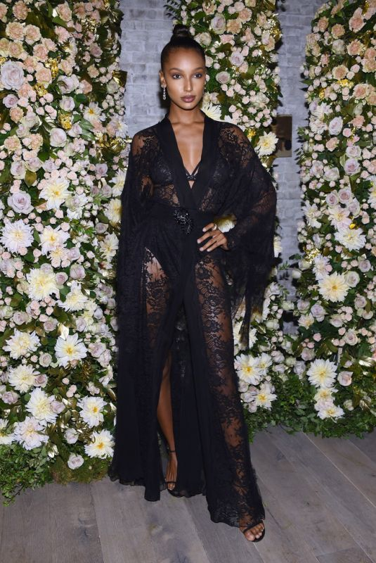 JASMINE TOOKES at John Hardy and Vanity Fair Celebrate Legends at Le Coucou in New York 10/24/2017