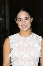 JEANINE MASON at Turn Me Loose Matinee in Los Angeles 10/15/2017