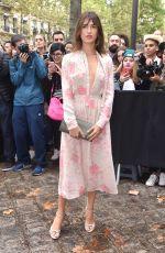 JEANNE DAMAS at Valentino Fashion Show at New York Fashion Week 10/01/2017