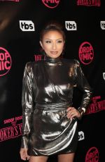 JEANNIE MAI at TBS' Drop the Mic and the Joker's Wild Premiere Party in Hollywood 10/11/2017