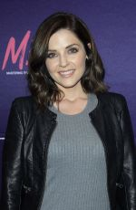 JEN LILLEY at M.F.A. Screening in Los Angeles 10/02/2017