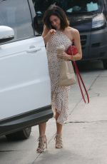 JENNA DEWAN Out in Beverly Hills 10/19/2017