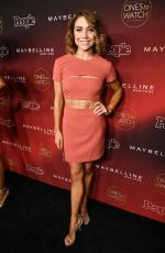 JENNA JOHNSON at People's Ones to Watch Party in Los Angeles 10/04/2017