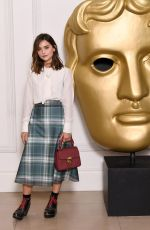 JENNA LOUISE COLEMAN at Bafta Breakthrough Brits in London 10/25/2017