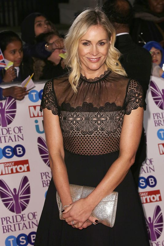 JENNI FALCONER at Pride of Britain Awards 2017 in London 10/30/2017