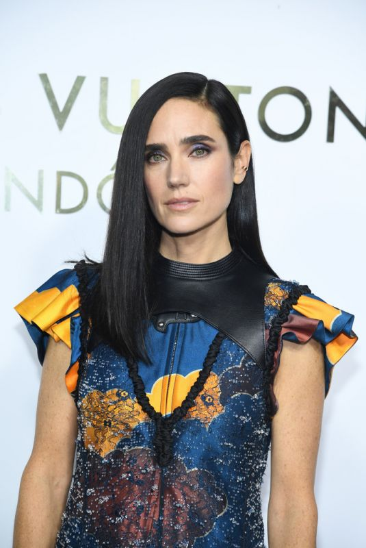 JENNIFER CONNELLY at Louis Vuitton's Boutique Opening at Paris Fashion Week 10/02/2017