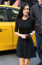 JENNIFER CONNELLY Out and About in New York 10/17/2017