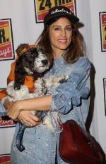 JENNIFER ESPOSITO at 24 Hour Plays on Broadway at American Airlines Theatre in New York 10/30/2017