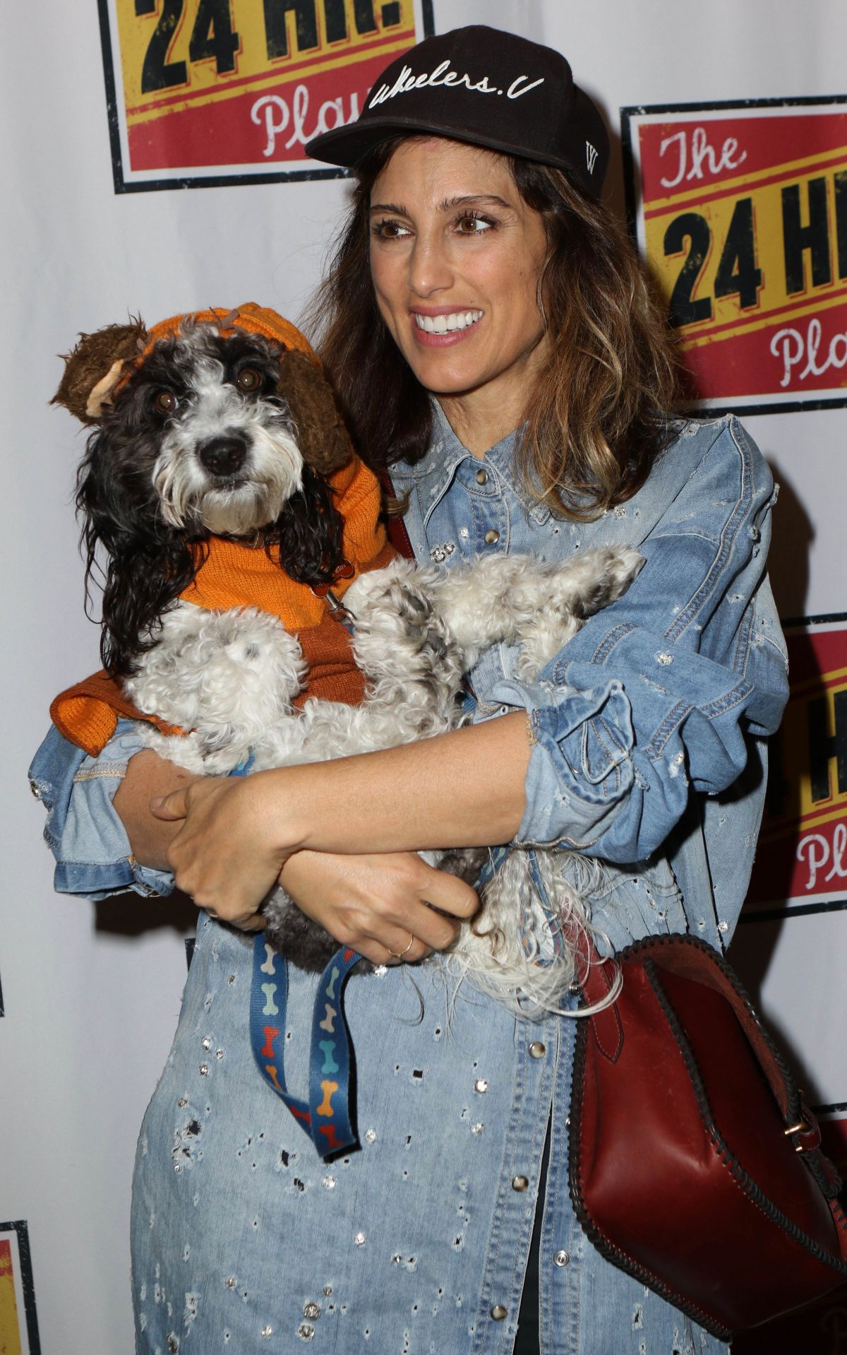JENNIFER ESPOSITO at 24 Hour Plays on Broadway at American ...