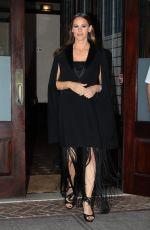 JENNIFER GARNER Leaves Her Hotel in New York 10/18/2017