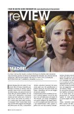 JENNIFER LAWRENCE in Best Movie Magazine, October 2017