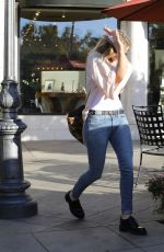 JENNIFER LAWRENCE Out and About in Calabasas 10/05/2017