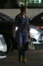 JENNIFER LOPEZ at a Medical Building in Los Angeles 10/02/2017