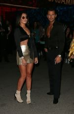 JESSICA and NATALYA WRIGHT at Tequila Casamigos Halloween Bash in Los Angeles 10/27/2017