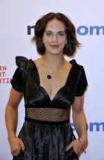 JESSICA BROWN-FINDLAY at Mipcom Opening Cocktail in Cannes 10/16/2017