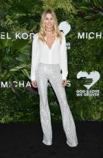 JESSICA HART at God's Love We Deliver, Golden Heart Awards in New York 10/16/2017