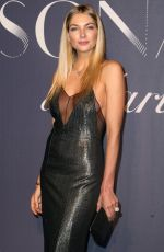 JESSICA HART at Resonances De Cartier Jewelry Collection Launch in New York 10/10/2017