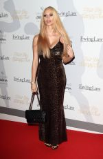 JESSICA JANE CLEMENT at Float Like a Butterfly Ball in London 10/06/2017