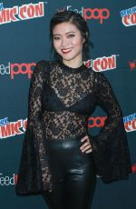 JESSICA LU at Reverie Panel at New York Comic-con 10/07/2017
