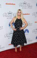JESSICA SIMPSON at 2017 Princess Grace Awards Gala in Hollywood 10/24/2017