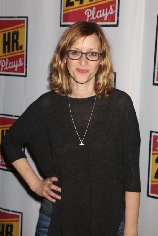 JESSICA STONE at 24 Hour Plays on Broadway at American Airlines Theatre in New York 10/30/2017