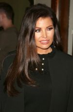 JESSICA WRIGHT at Annie Press Night at Piccadilly Theatre in London 10/02/2017