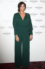 JESSICA WRIGHT at Trafalgar St James Launch Party in London 10/18/2017