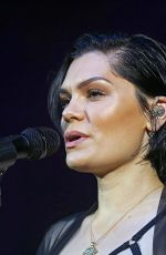 JESSIE J Performs at O2 Shepherd